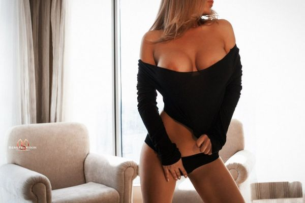 Elite escort service in Bahrain from sexy Liliana